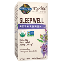 myKind Organics Sleep Well Rest & Refresh