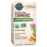 myKind Organics Maximum Strength Turmeric Joints & Mobility