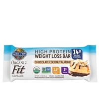 Organic Fit Bar - Chocolate Coconut Almond Garden of Life