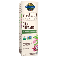 myKind Organics Oil of Oregano Seasonal Drops