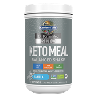 Dr. Formulated Keto Meal Vanilla