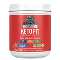 Dr. Formulated Keto Fit Vanilla