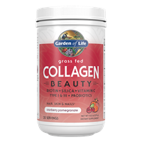 Grass Fed Collagen Beauty Cranberry Pomegranate