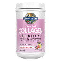 Grass Fed Collagen Beauty Strawberry Lemonade