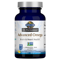 Dr. Formulated Advanced Omega (60 Softgels) by Garden of Life