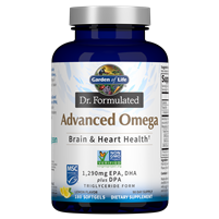 Dr. Formulated Advanced Omega (180 Softgels) by Garden of Life