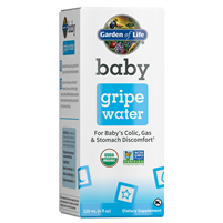 Baby Gripe Water (4oz Liquid) Garden of Life