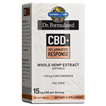 Dr. Formulated CBD+ Turmeric Softgels