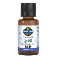 Sleep Essential Oil Blend 0.5 fl oz Garden of Life