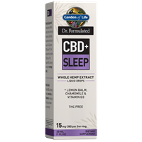 Dr. Formulated CBD+ Sleep Drops
