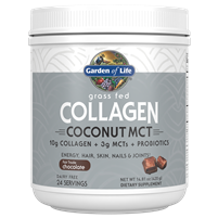 Grass Fed Collagen Coconut MCT 420g Powder