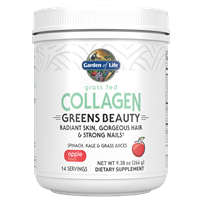 Grass Fed Collagen Greens Beauty Apple