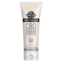 Dr. Formulated CBD Intensive Recover Lotion 800mg