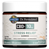 Dr. Formulated CBD+ Stress Relief 10mg Citrus Burst Gummies (60 Gummies)