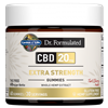 Dr. Formulated CBD 20mg Tart Cherry Gummies (60 Gummies)