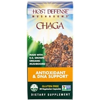 Host Defense® Chaga (60 VCaps) Fungi Perfecti