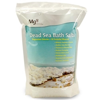 Mg12 Dead Sea Bath Salts