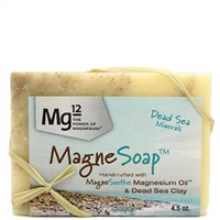 Mg12 Magnesoap with Dead Sea Clay
