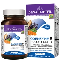 Coenzyme B Food Complex (90 Tablets) New Chapter