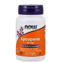 Lycopene 10mg (60 Softgels)