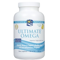 Ultimate Omega (180 Softgels) Nordic Naturals