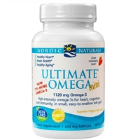 Ultimate Omega Mini (60 Softgels) Nordic Naturals