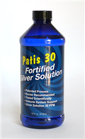 Patis 30 Fortified Silver Solution