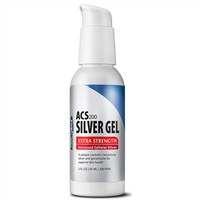 ACS 200 Extra Strength Silver Gel (2oz)