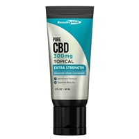 Pure CBD Topical 300mg Extra Strength (2 fl oz)