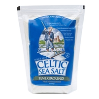 Fine Ground Salt (1 lb Bag)