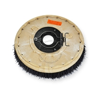 "18"" MAL-GRIT (80) scrubbing and stripping brush assembly fits Clarke / Alto (American Lincoln) model 7760 (3/Set)"