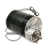 Imperial 36V Brush Motor with Gearbox Assembly 200RPM 0.75HP