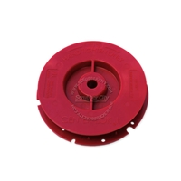 Pad Holder Center Lok 2 red