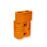 SB175 Anderson connector 18 Volts - Orange housing only