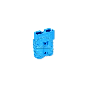 SB50 Anderson connector housing - blue 48 Volts 992G4