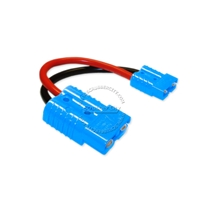 Battery Cable Anderson, 48 volts blue converter cable anderson