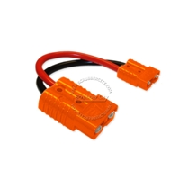 Battery Cable Anderson, 24 volts red converter cable anderson