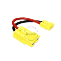 Battery Cable Anderson, 12 volts yellow converter cable anderson