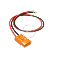 Battery Cable Anderson, 18 volts orange connector SB175, Universal Battery Cable