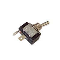 Toggle switch SPST 2 snap-in termianls 20A 125A