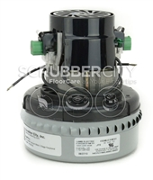 36 Volt Vacuum Motor 2 Stage bottom 116156-00