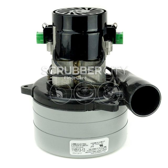 36V Dc Vac Motor Ametek 116513-29 3 Stage