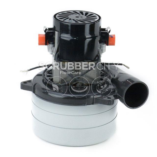 24 Volt Ametek Vacuum Motor 3 Stage 116598 13