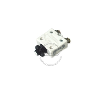 25A Circuit breaker 2 small screw terminals OEM# 41422B
