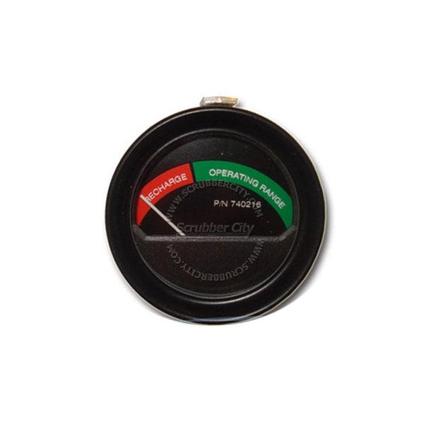 volt meter guage battery condition minuteman oem 740216