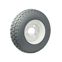 foam filled wheel 4.10/3.50-6