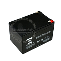 Crown Embassy Sealed, maintenance-free, rechargeable battery 12V 12AH