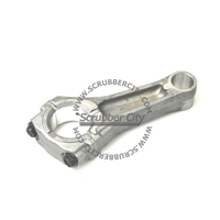 13200-ZE9-315 - Rod assy., connecting (honda code 2953107). (under size 0.25)