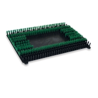 703020 - Sonic Scrub Mal-Grit Brush fits Orbital Machines 14 x 20