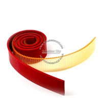 Squeegee Set (2 blades) Urethane/Red - Replaces OEM # 30557L, 30091A